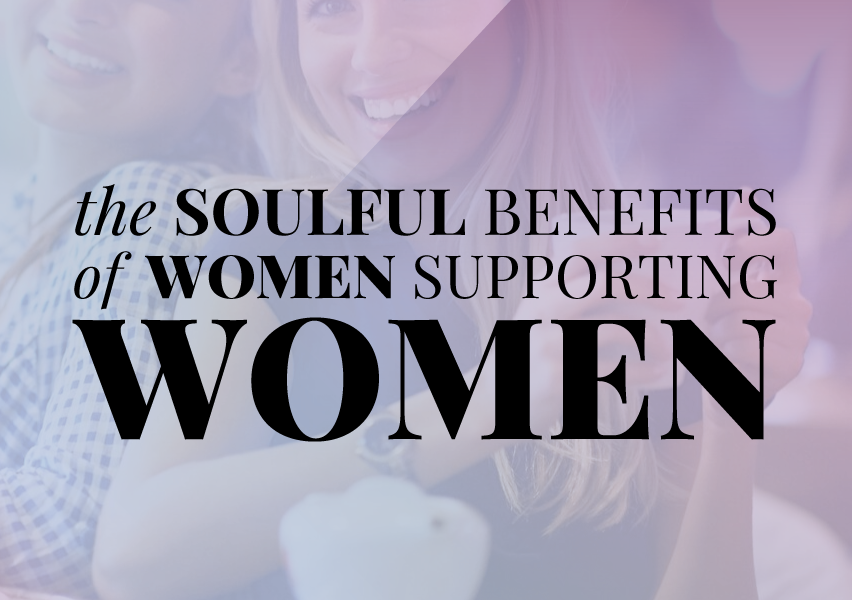 The SOULFUL benefits of WOMEN supporting WOMEN @shieldsisterswq