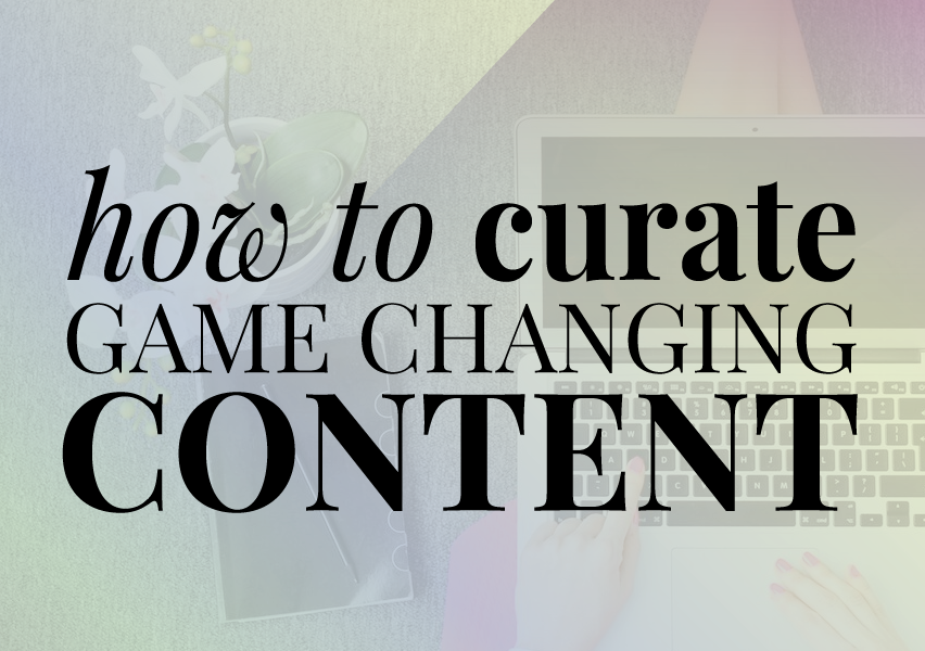 How to create game changing content from @shieldsisterswq