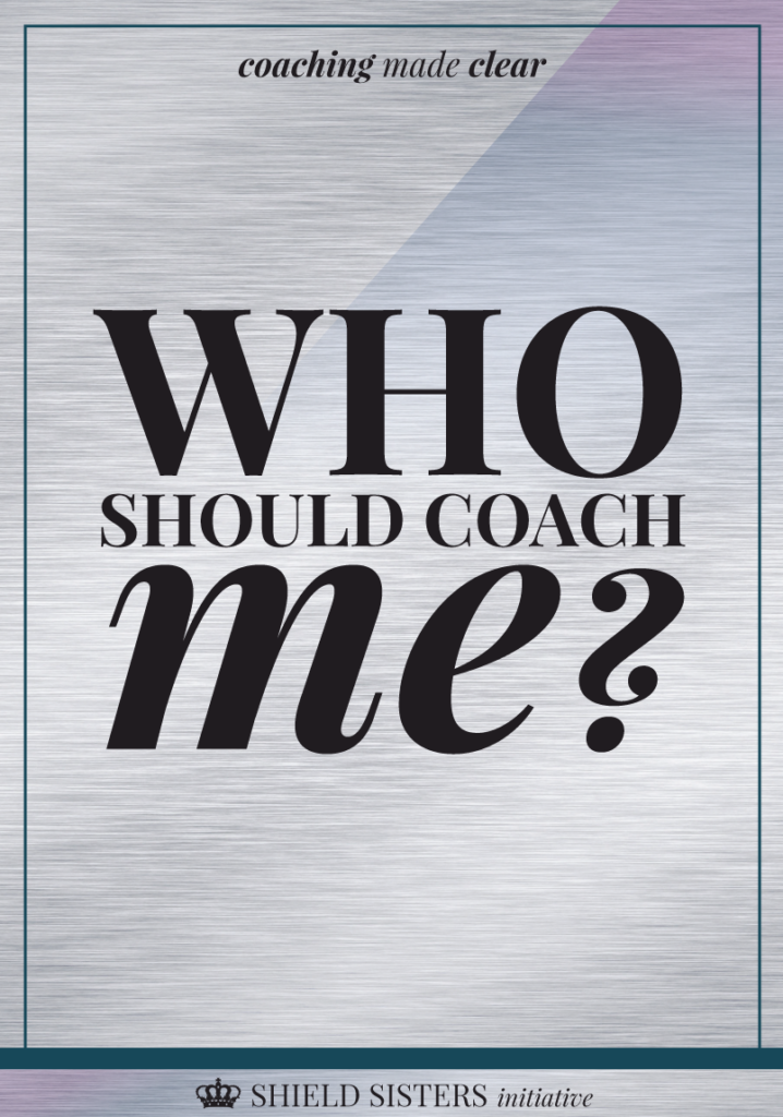 Who should coach me? Megan breaks it down for us in the Coaching Made Clear series.